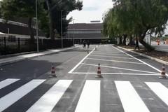 Presidio territoriale di Trani: terminati i lavori del parcheggio
