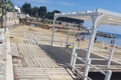 Approvato il progetto  per la sosta e l'accesso al mare dei soggetti diversamente abili alla Baia del Pescatore