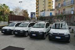 L'Amet rinnova il parco-macchine, acquistati sei nuovi autoveicoli attrezzati
