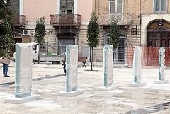 «Quelle tavole sono le lapidi della defunta piazza»