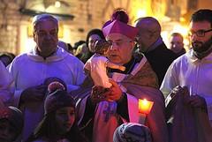Gli auguri di Natale dell'Arcivescovo di Trani
