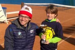 Tennis club, grande risultato per i ragazzi