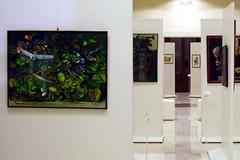 Tra simboli e realtà: Trani non dimentica la pittura di Ivo Scaringi