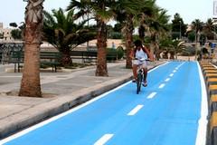 Restyling della pista ciclabile sul lungomare e di Piazza Plebiscito: lunedì l'avvio dei lavori
