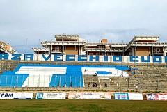 Cadde dalla gradinata dello Stadio, risarcimento di 4mila euro