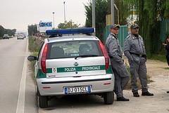 La Polizia provinciale a Barletta? Solo per il personale passato alla Regione