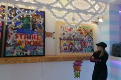 Katia Albanese, spazio aperto per l'arte al femminile