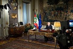 Il presidente Napolitano elogia il giornalino della Bovio-Palumbo