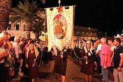 Madonna del Carmine, le foto della tradizionale processione a mare