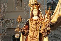 Trani oggi in festa per la solennità liturgica della Madonna del Carmine