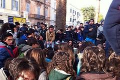 Proteste e forconi, lettera aperta ai giovani tranesi