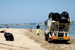 Amiu, sorteggiati i sei operatori per la pulizia delle spiagge