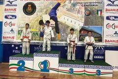 La Judo Trani torna da Nocera Inferiore con due medaglie e un quinto posto