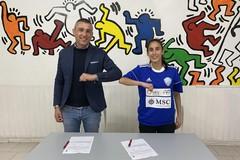 Calcio femminile, Apulia Trani: domenica sfida al Sant'Egidio con un nuovo acquisto