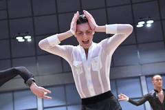 Danza sportiva, il tranese Carlo De Girolamo campione d'Italia
