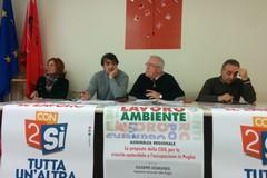 Referendum lavoro, la campagna della Cgil fa tappa a Trani il 13 marzo