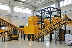 Nuovi uffici Amiu nell'ex ricicleria: oggi l'apertura