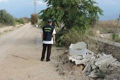 Le periferie sono piene di rifiuti, nuovo report della Folgore