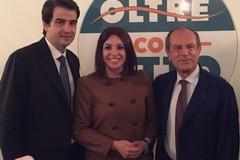 Raffaele Fitto a Trani per presentare la candidatura di Rosa Uva