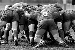 Rugby: doppio Pustizzi regala la vittoria ai Draghi