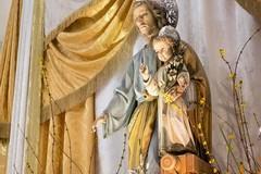 Trani festeggia San Giuseppe, oggi benedizione dei papà e degli artigiani