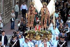 Oggi Trani in festa per la solennità dei Santi Medici