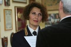 Nuova Dirigente al Commissariato di Polizia di Stato: è la dott.ssa Santina Mennea
