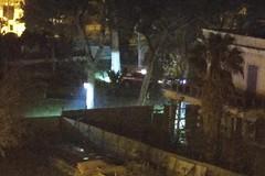 Ancora un incendio a Villa Bini: intervenuti Vigili del Fuoco
