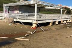 Ruderi alla Seconda Spiaggia, un altro schiaffo alla costa di Trani