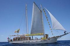 Sbarca Goletta Verde a Trani: due giorni di eventi, spettacoli, seminari  intorno  all'analisi del nostro mare