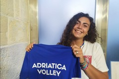 Lavinia Group Volley Trani, la laterale Sara Binetti vestirà ancora biancazzurro