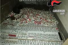 Contrabbando di sigarette, cinque arresti