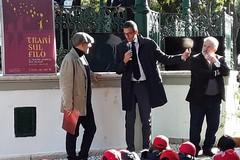 Presentata la seconda edizione di Trani sul filo: il teatro sospeso dal 21 dicembre al 6 gennaio