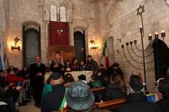 Trani ebraica, il Touring Club Italiano fra teatro e visite guidate