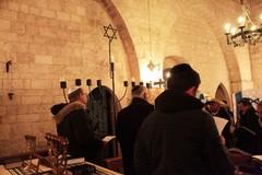 Festività ebraica di Chanukkà, a Trani un fitto calendario di appuntamenti