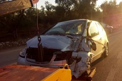 Incidente sulla provinciale Andria-Bisceglie, grave un cinquantenne