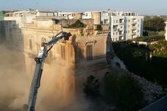Villa Maggi e il Far West: la denuncia di Trani#aCapo