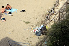 Pulizia spiagge, in campo gli Studenti Democratici
