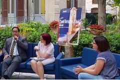 A Villa Guastamacchia viaggio introspettivo con il poeta tranese Fabio Squeo
