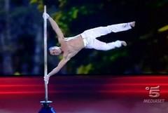 Ultima esibizione di Stefano Scarpa a Italia's Got Talent