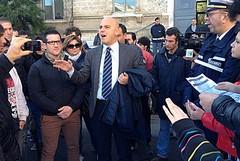Il sindaco Riserbato incontra gli stuenti