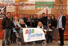 Telethon, a Trani raccolti diecimila euro