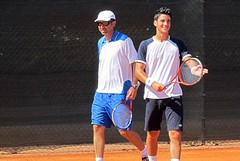 Junior Davis Cup, domani via al torneo