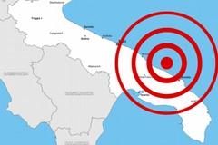 Terremoto sulla costa adriatica, scossa avvertita anche a Trani