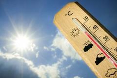 21 giugno: esordio bollente del solstizio d'estate con l'anticiclone africano