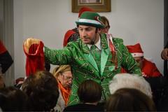 Despar celebra il Natale con i nonni a Villa Guastamacchia