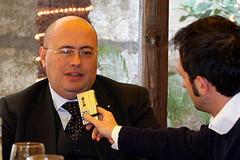 Un Caffè con Tony D'Ambrosio