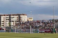 Audace Barletta-Trani 2-0: prima sconfitta stagionale della Vigor con una rete per tempo