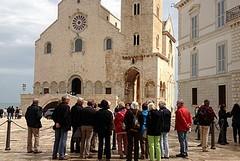 Nel weekend visite guidate nel centro storico di Trani