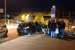 Incidente in zona Pozzo Piano: auto contro scooter di Poste Italiane